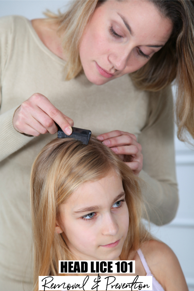Head Lice Removal and Prevention