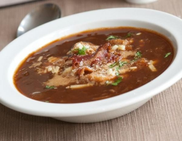 Bacon French Onion Soup