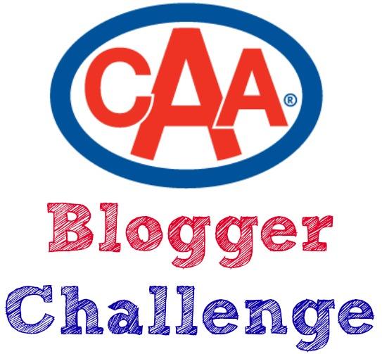 CAA Blogger Challenge Logo