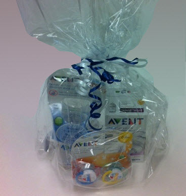 avent prize package