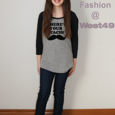 Springing Into Tween Fashion At West49