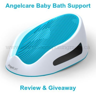 Angelcare Baby Bath Support Review & Giveaway
