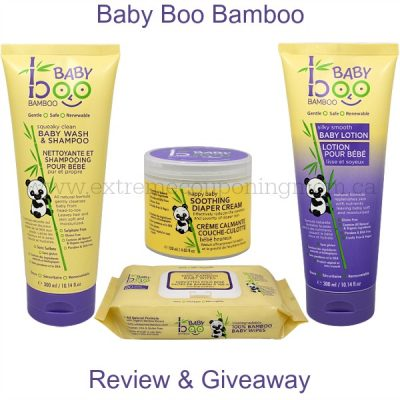 Baby Boo Bamboo Baby Care Products Review & Giveaway