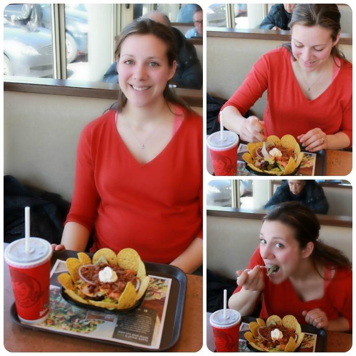 Wendy's Taco Supremo Salad