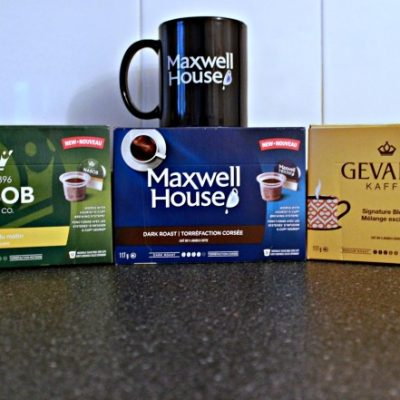 Coffee Lovers Indulge Yourself In The New Kraft Keurig®* Compatible Pods + Giveaway