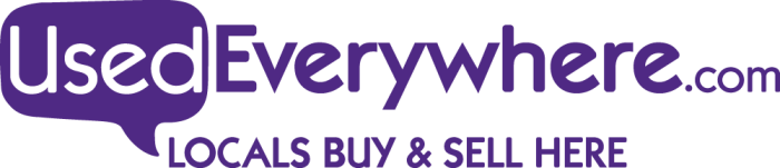 UsedEverywhere.com Logo