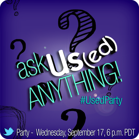 UsedEverywhere.com Twitter Party