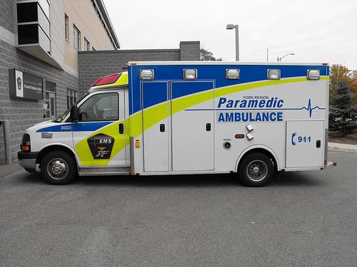 York Region Paramedics