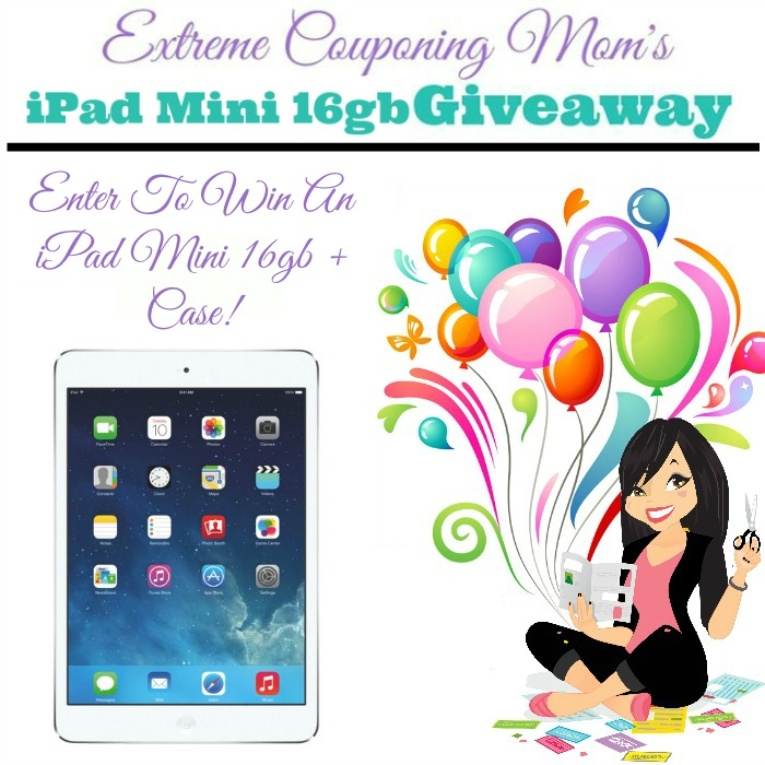 ECM's iPad Mini 16gb Giveaway2