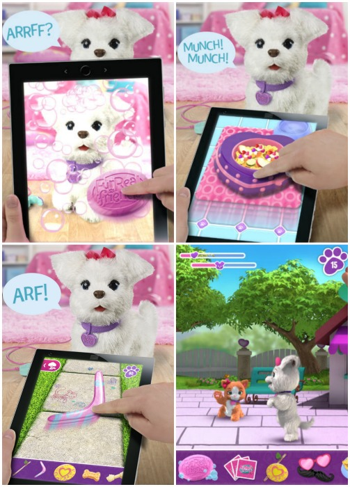 FurReal Friends Collage