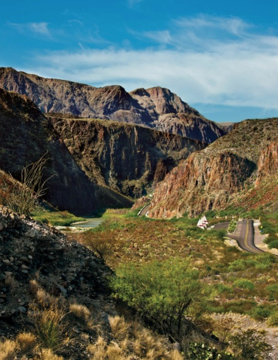 Big Bend Country