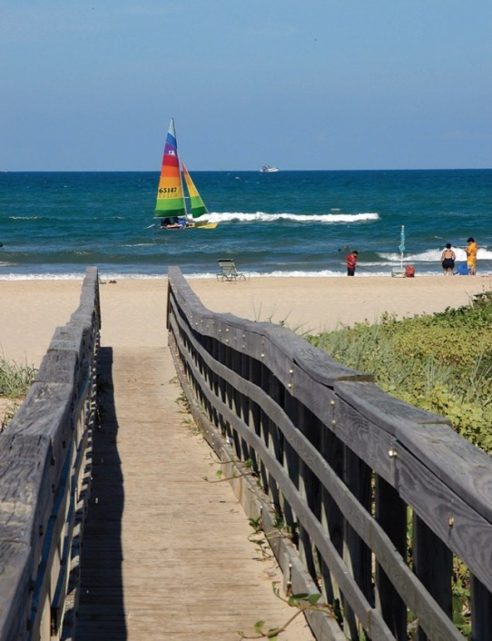 Guld Coast Beach