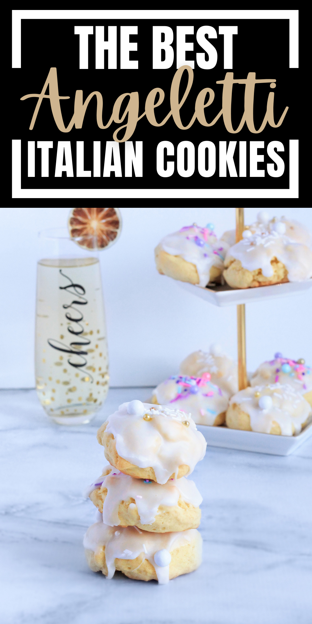 The Best Angeletti Cookies