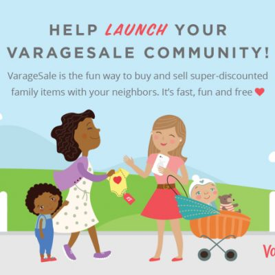 Spring Cleaning With VarageSale!