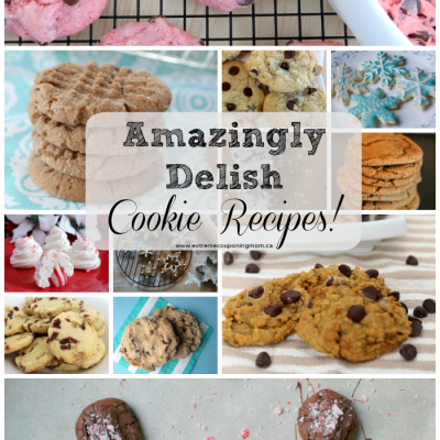 Amazingly Delish Cookie Recipes