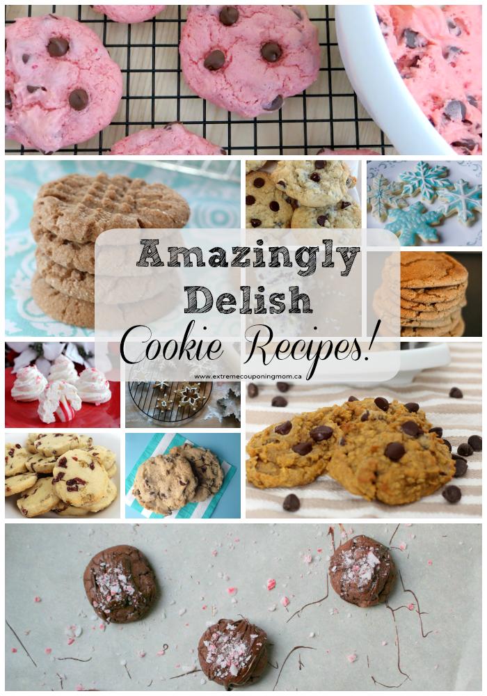 Amazingly Delish Cookie Recipes