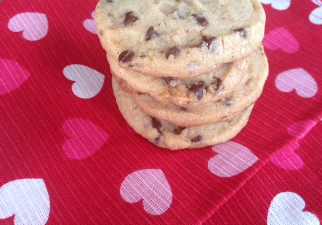 Chewy Chocolate Chip Cookies | Frugal Edmonton Mama