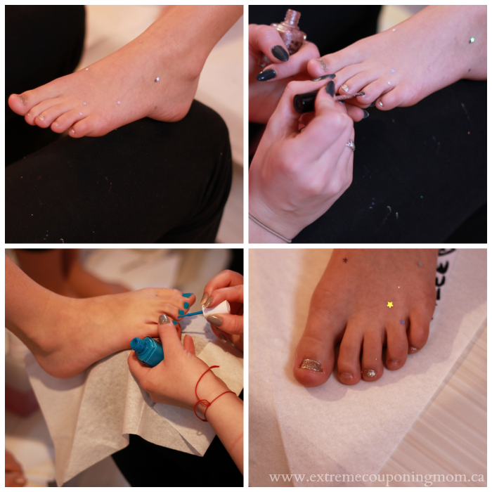 Glama Gal Tween Spa Pedicure