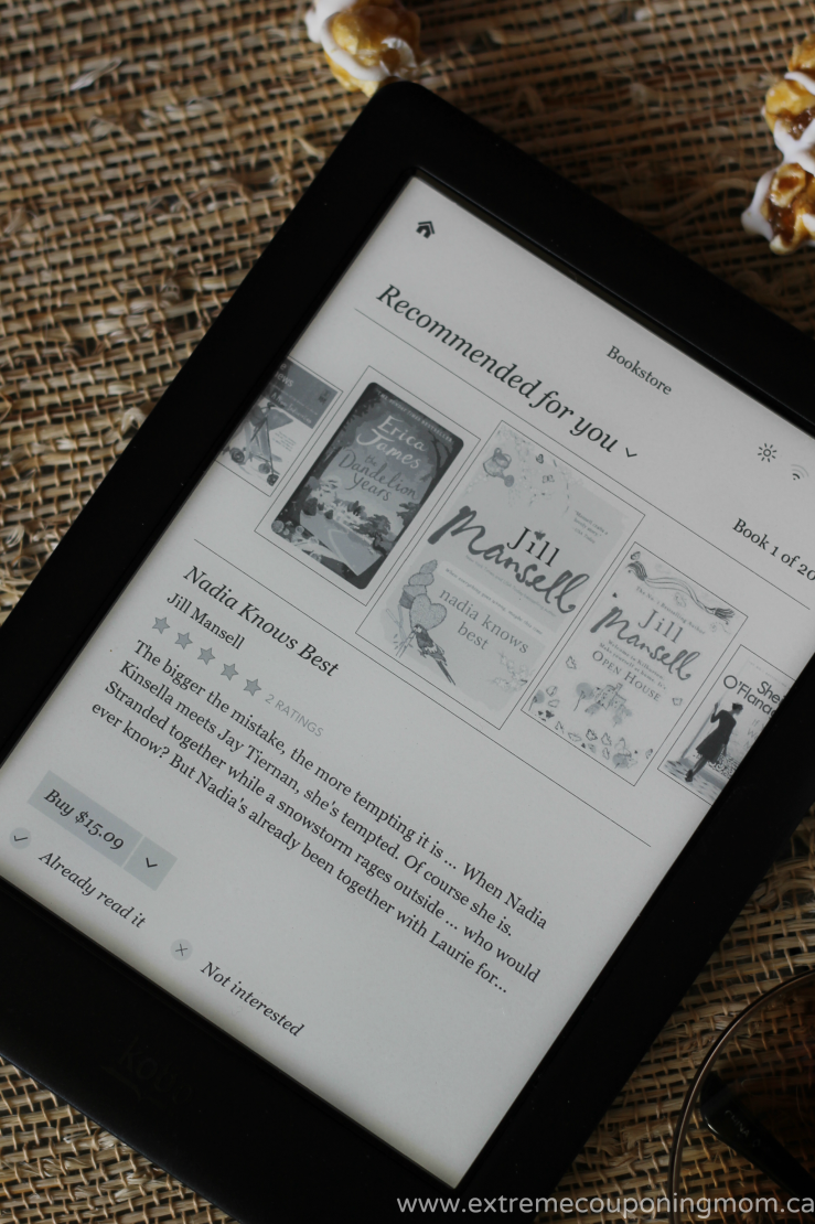 Kobo Glo HD Review_Recommended