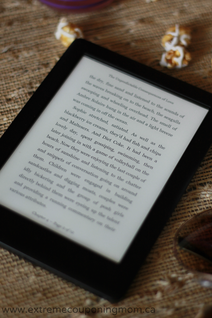 Kobo Glo Hd Review_Reading Page
