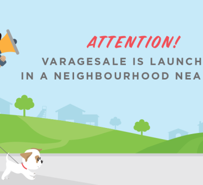 VarageSale is Expanding Again! Join A NEW Community & Earn $10 #VSReward
