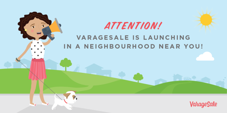 VarageSale Launch