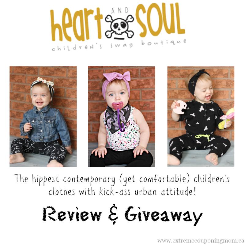 Heart N' Soul Kids Giveaway