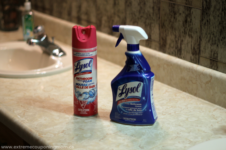 Cleaning Products Bathroom Cleaning Products