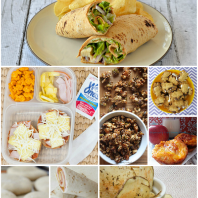 19 Back-To-School Lunch Ideas
