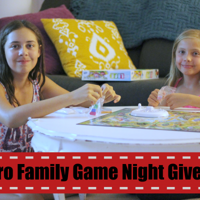 Hasbro Family Game Night Package Giveaway + Special Offer