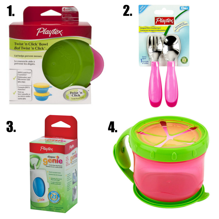 playtex baby essentials that make life from baby to