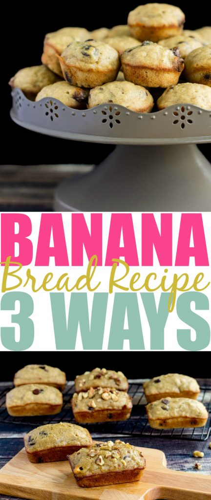 Worlds Best Banana Bread Recipe