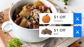 Slow Cooker Pumpkin & Beef Stew