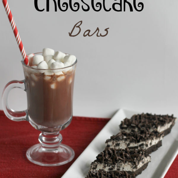 No-Bake Oreo Cheesecake Bars Recipe