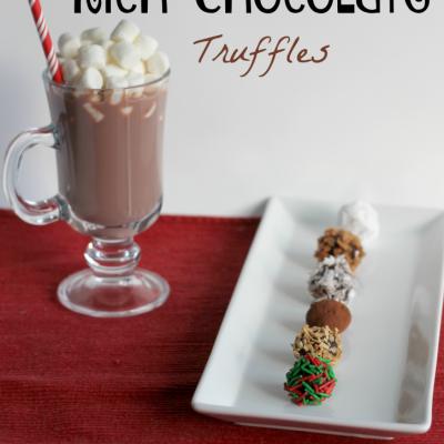 Rich Chocolate Truffles Recipe