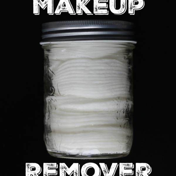 #DIY Makeup Remover Pads
