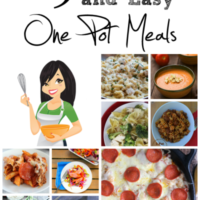 19 Delicious And Easy One Pot Meals
