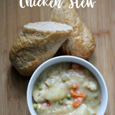 Simple & Delicious Chicken Stew Recipe