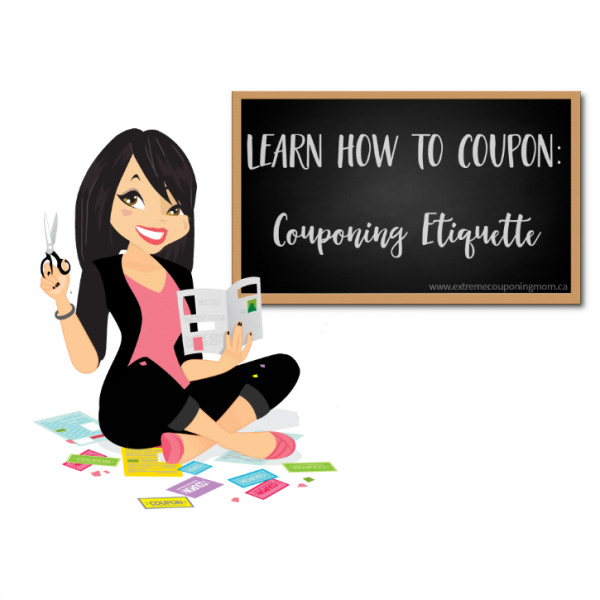 Learn How To Coupon: Couponing Etiquette