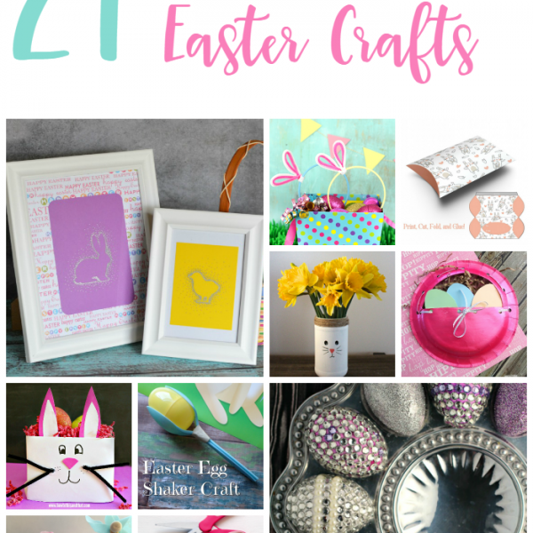 21 Hoppingly Fun Easter Crafts For Kids & Adults