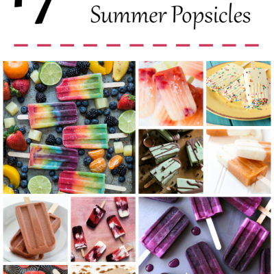 17 Deliciously Refreshing Summer Popsicle Recipes