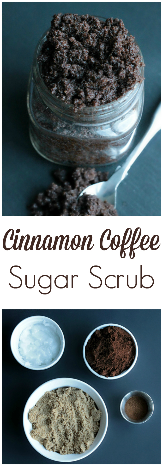 Cinnamon Coffee Sugar Scrub