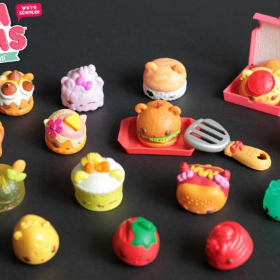 Num Noms! Adorably Cute Scented Collectible Characters