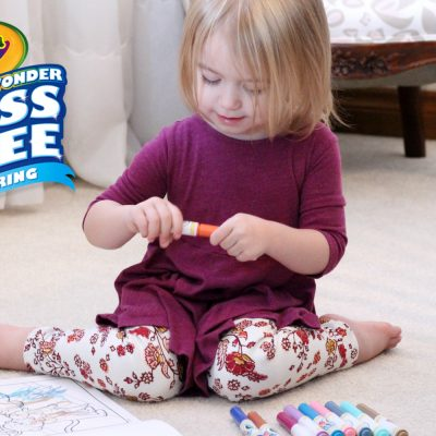 Crayola Color Wonder Mess Free Creativity Is My Peace Of Mind