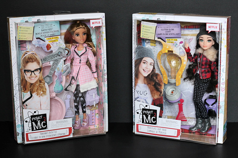 Project Mc² - Smart Is The New Cool!