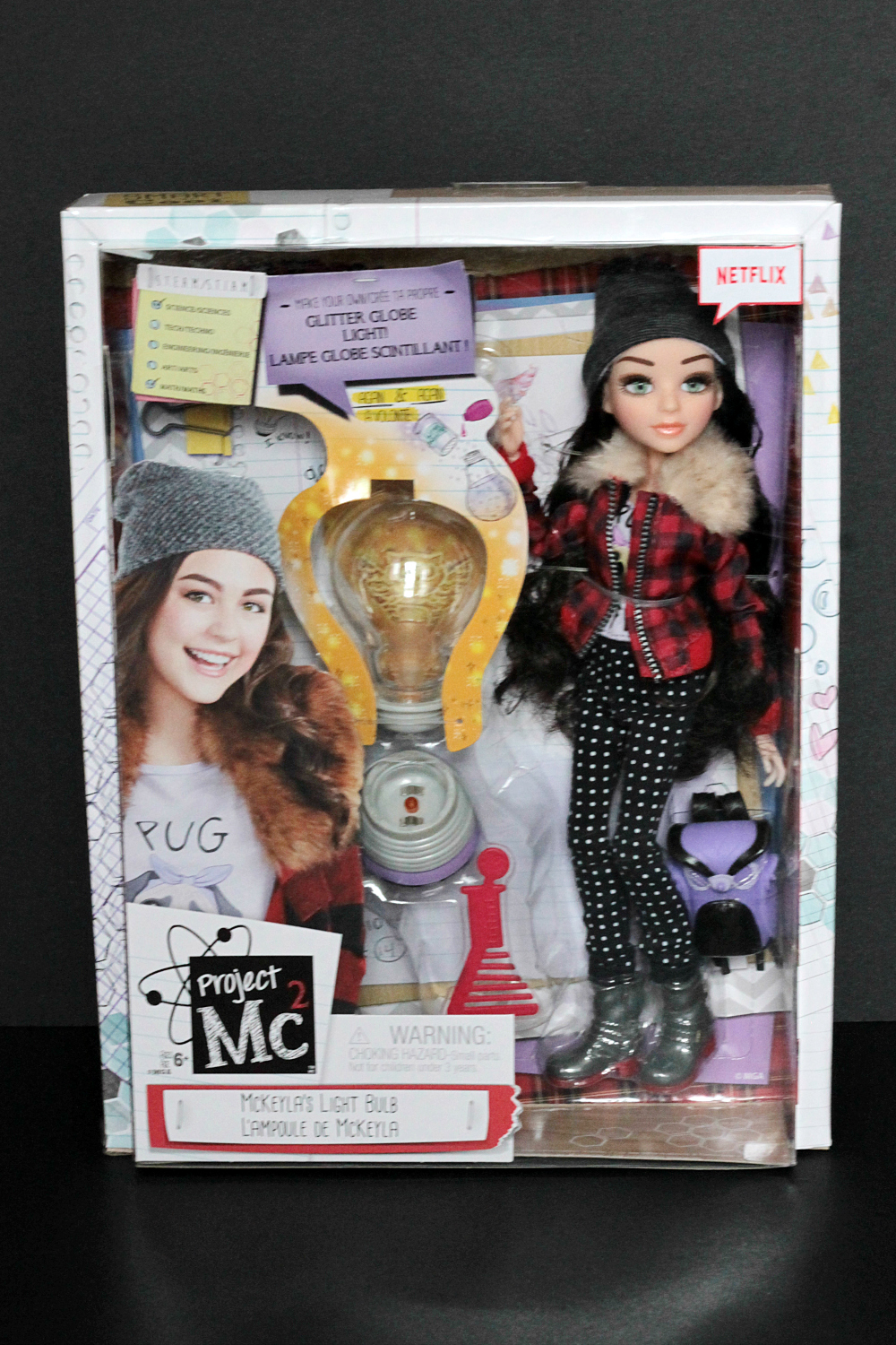 Project Mc² - Smart Is The New Cool! McKeylas Light Bulb