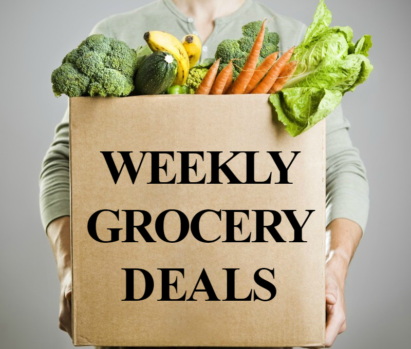 Weekly Grocery Deals
