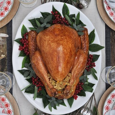 Celebrate The Holidays With A Canadian Turkey Recipe