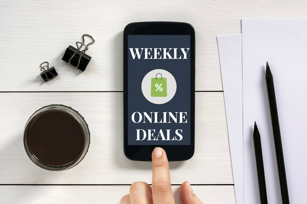 Weekly Online Deals