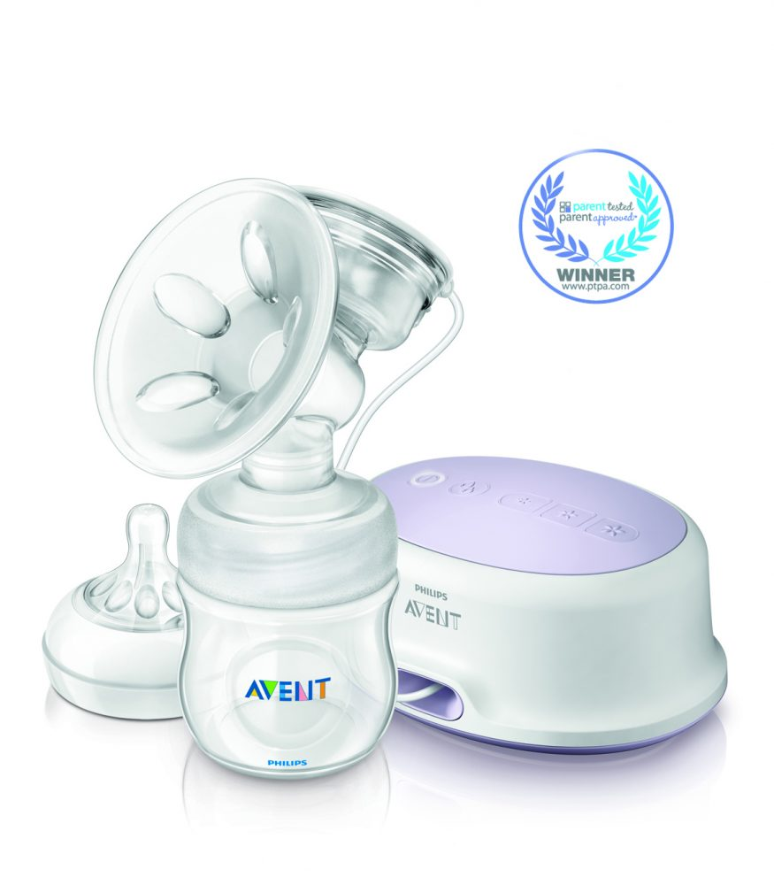 Philips Avent Single Electric Breast Pump_1